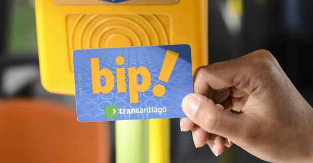 Transantiago sorteará 50 cargas semanales de $10 mil para tarjetas Bip! Participa AQUI